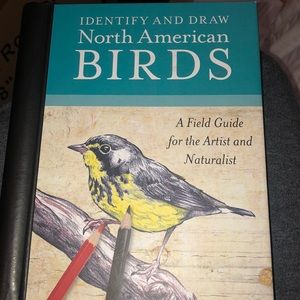 Other - Identify and draw north american birds